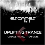 Escapes Cubase Template