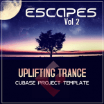 Escapes Vol.2 Cubase Template