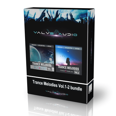 trance melodies cubase templates bundle