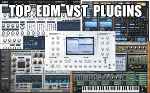 TOP 5 VST synths for electronic music