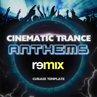 Cinematic Trance Cubase Template