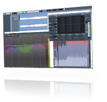 cubase mastering template screen