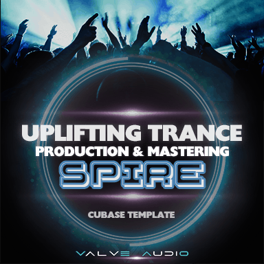 spire trance production mastering cubase template