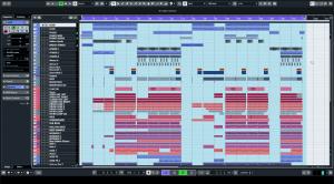 cubase trance template