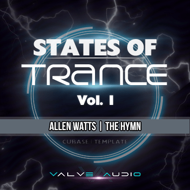 states of trance vol1 cubase template