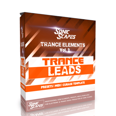 trance leads for cubase