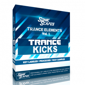 Trance kicks sample pack for Cubase