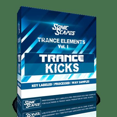 Trance kicks sample pack for Cubase