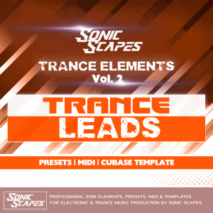 trance leads cover