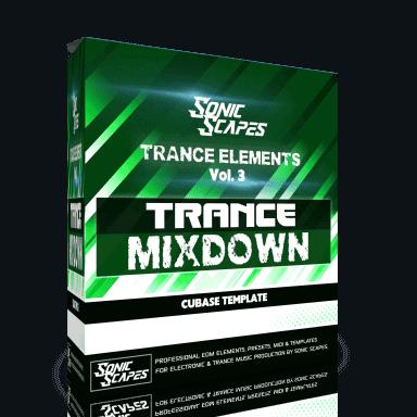 trance mixdown cubase