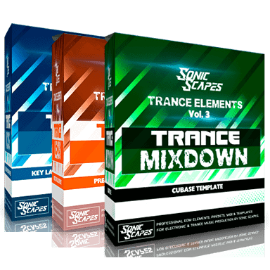 Trance Elements Bundle | Sonicscapes Cubase Trance Production Pack