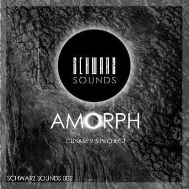 "Deep Melodic Techno ""Amorph"" Cubase 9.5 Template 2"