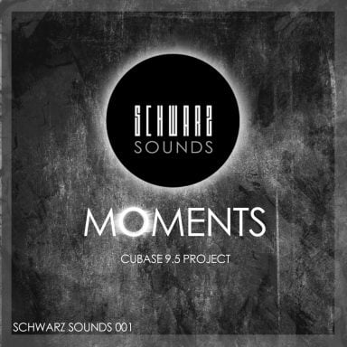 "Deep Melodic Techno ""Moments"" Cubase 9.5 Template 1"