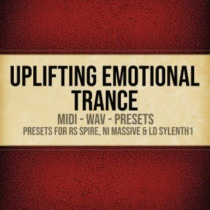 uplifting emotional trance construction kits